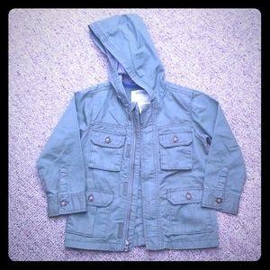 Carter's Olive Green Jacket
